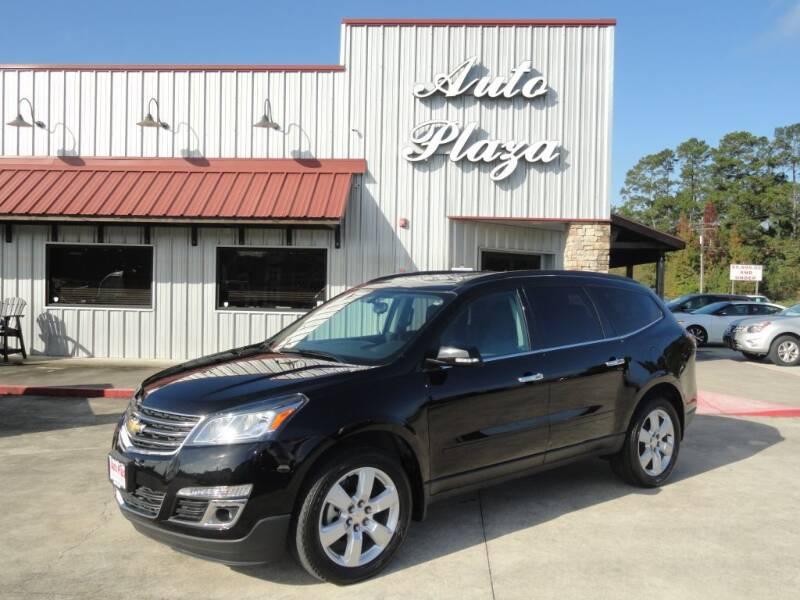 2017 Chevrolet Traverse for sale at Grantz Auto Plaza LLC in Lumberton TX
