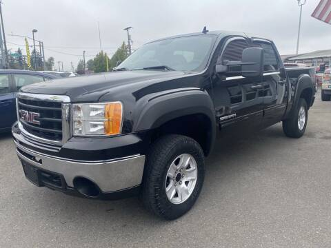 2011 GMC Sierra 1500 for sale at Salem Motorsports in Salem OR