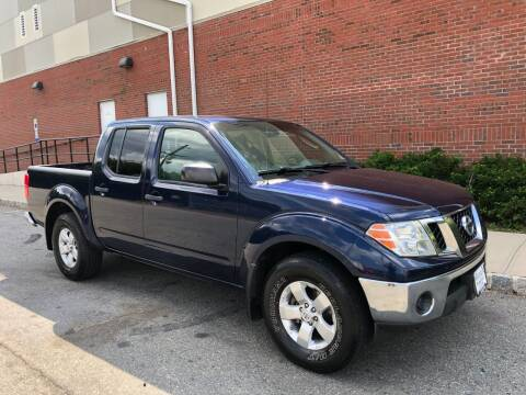 2011 Nissan Frontier for sale at Imports Auto Sales Inc. in Paterson NJ