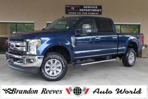 2019 Ford F-250 Super Duty for sale at Brandon Reeves Auto World in Monroe NC