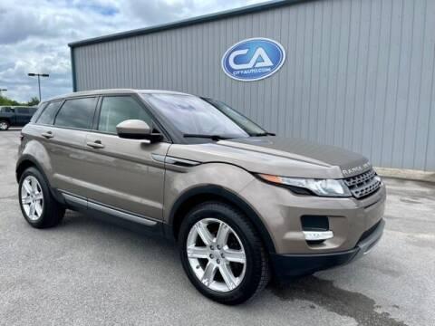 2015 Land Rover Range Rover Evoque for sale at City Auto in Murfreesboro TN
