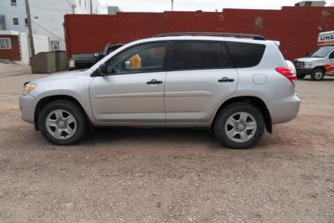 2011 Toyota RAV4 for sale at Paris Fisher Auto Sales Inc. in Chadron NE