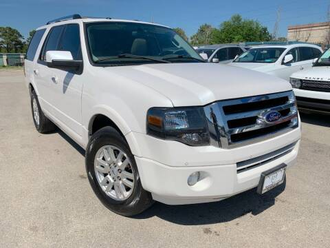 2013 Ford Expedition for sale at KAYALAR MOTORS in Houston TX