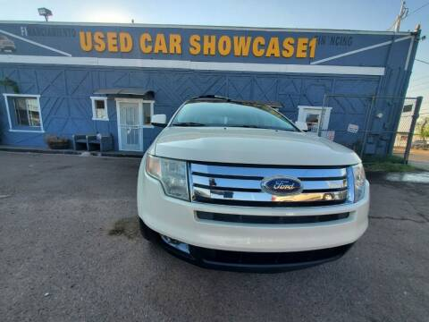 2008 Ford Edge for sale at Used Car Showcase in Phoenix AZ