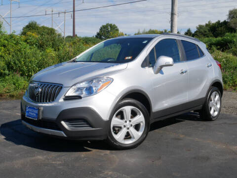 2016 Buick Encore for sale at The Yes Guys in Portsmouth NH