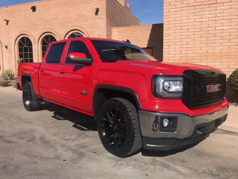 2017 GMC Sierra 1500 for sale at Freedom  Automotive in Sierra Vista AZ