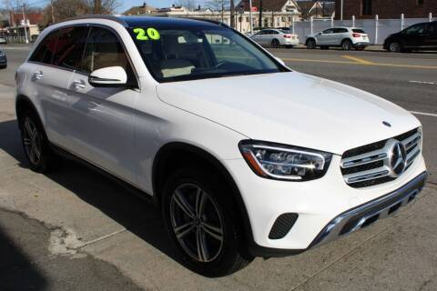 2020 Mercedes-Benz GLC for sale at LIBERTY AUTOLAND INC in Jamaica NY
