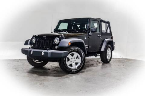 2018 Jeep Wrangler JK for sale at CarXoom in Marietta GA