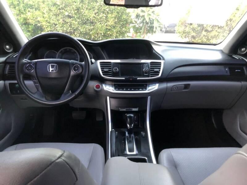 2013 Honda Accord EX-L 4dr Sedan - Fallbrook CA