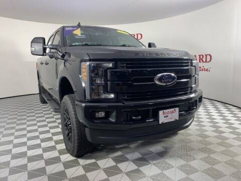 2019 Ford F-350 Super Duty for sale at BOZARD FORD in Saint Augustine FL