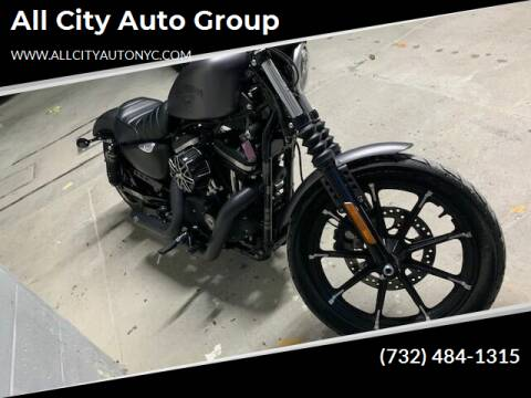2016 Harley-Davidson IRON 883 XL for sale at All City Auto Group in Staten Island NY