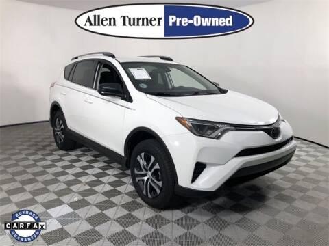 2018 Toyota RAV4 for sale at Allen Turner Hyundai in Pensacola FL