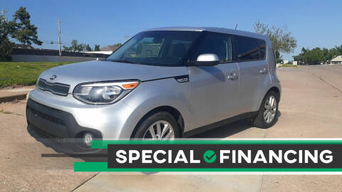 2018 Kia Soul for sale at Automay Car Sales in Oklahoma City OK