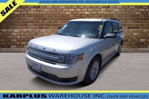 2017 Ford Flex for sale at Karplus Warehouse in Pacoima CA