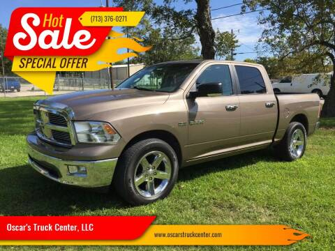 2009 Dodge Ram Pickup 1500 for sale at Oscar's Truck Center, LLC in Houston TX