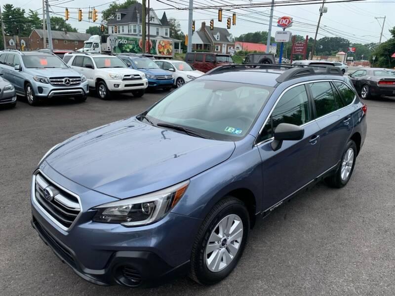 2018 Subaru Outback for sale at Masic Motors, Inc. in Harrisburg PA
