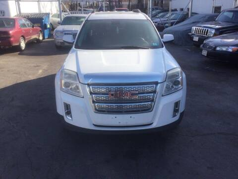 2011 GMC Terrain for sale at Olsi Auto Sales in Worcester MA