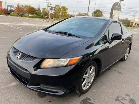 2012 Honda Civic for sale at Aman Auto Mart in Murfreesboro TN