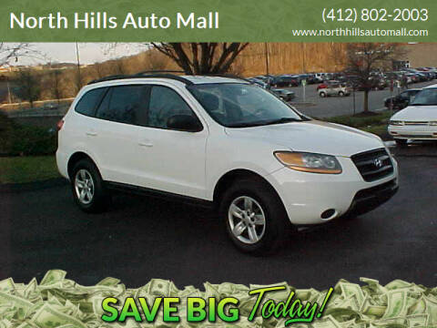 2009 Hyundai Santa Fe for sale at North Hills Auto Mall in Pittsburgh PA