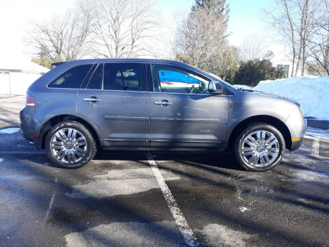 2010 Lincoln MKX for sale at Feduke Auto Outlet in Vestal NY