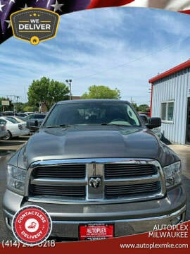 2012 RAM Ram Pickup 1500 for sale at Autoplex in Milwaukee WI