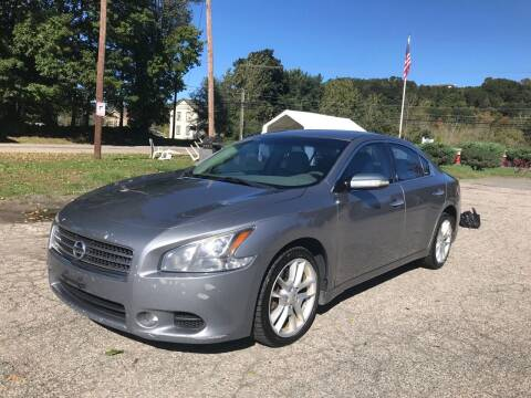 2009 Nissan Maxima for sale at CarsForSaleNYCT in Danbury CT