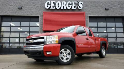 2007 Chevrolet Silverado 1500 for sale at George's Used Cars - Pennsylvania & Allen in Brownstown MI