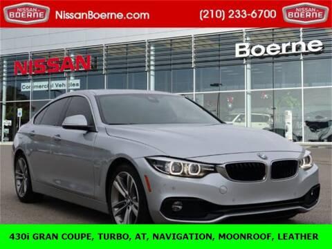 2018 BMW 4 Series for sale at Nissan of Boerne in Boerne TX