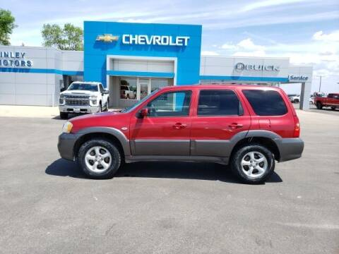 2006 Mazda Tribute for sale at Finley Motors in Finley ND