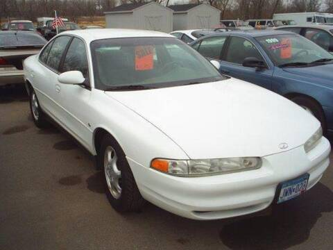 1999 Oldsmobile Intrigue for sale at Dales Auto Sales in Hutchinson MN