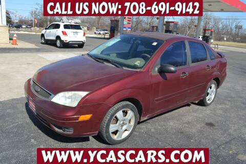 2006 Ford Focus for sale at Your Choice Autos - Crestwood in Crestwood IL