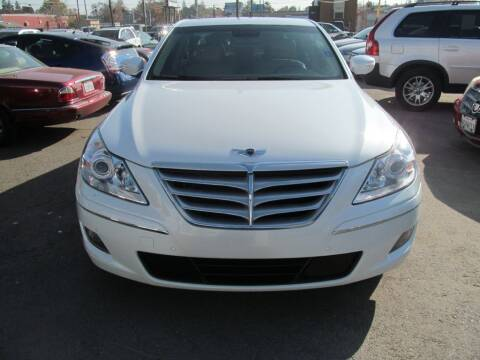 2011 Hyundai Genesis for sale at Dealer Finance Auto Center LLC in Sacramento CA
