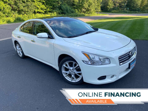 2014 Nissan Maxima for sale at Sunrise Auto Sales in Stacy MN