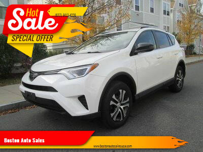 2017 Toyota RAV4 for sale at Boston Auto Sales in Brighton MA