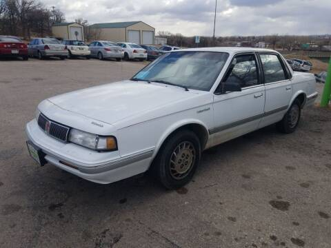1994 Oldsmobile Cutlass Ciera for sale at Independent Auto in Belle Fourche SD