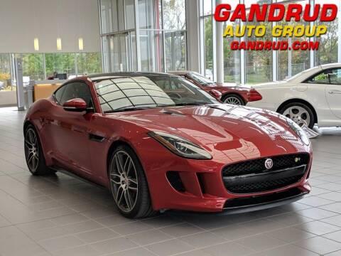 2015 Jaguar F-TYPE for sale at Gandrud Dodge in Green Bay WI