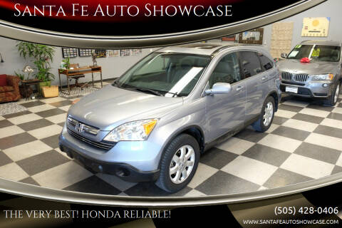 2008 Honda CR-V for sale at Santa Fe Auto Showcase in Santa Fe NM