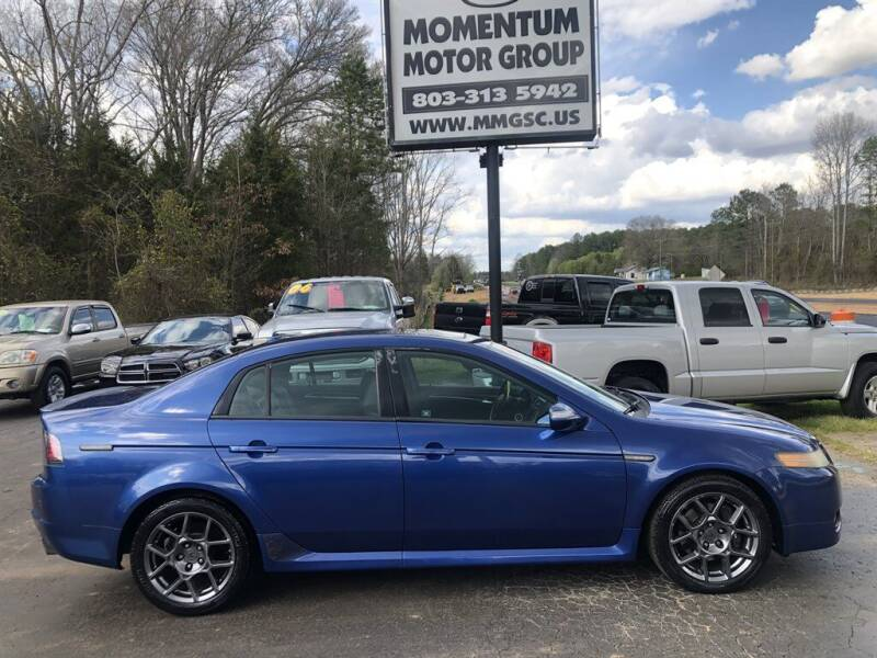 2007 Acura TL for sale at Momentum Motor Group in Lancaster SC