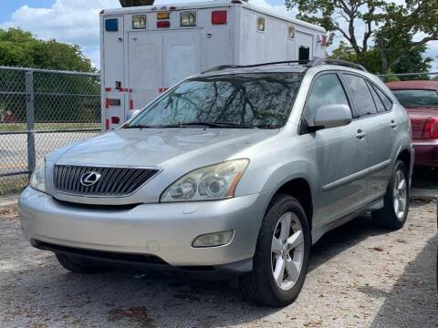 2006 Lexus RX 330 for sale at YID Auto Sales in Hollywood FL