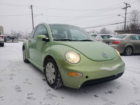 2002 Volkswagen New Beetle for sale at Everything Automotive in Tonawanda NY