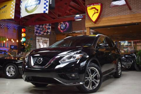 2016 Nissan Murano for sale at Chicago Cars US in Summit IL