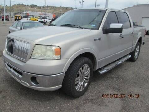 2006 Lincoln Mark LT for sale at Auto Acres in Billings MT