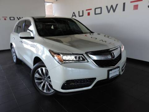 2014 Acura MDX for sale at AutoWits in Scottsdale AZ