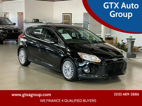 2012 Ford Focus for sale at GTX Auto Group in West Chester OH