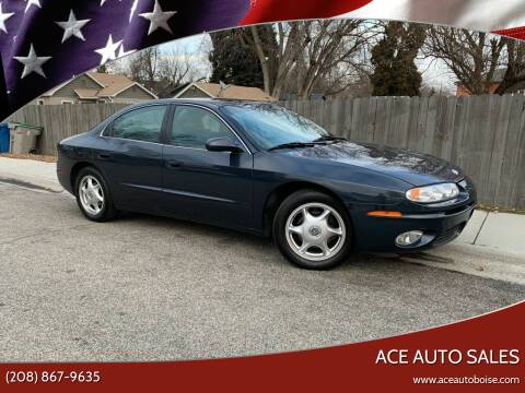 2001 Oldsmobile Aurora for sale at Ace Auto Sales in Boise ID