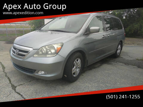 2007 Honda Odyssey for sale at Apex Auto Group in Cabot AR
