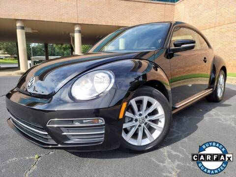 2017 Volkswagen Beetle for sale at Carma Auto Group in Duluth GA