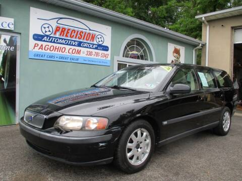 2002 Volvo V70 for sale at Precision Automotive Group in Youngstown OH