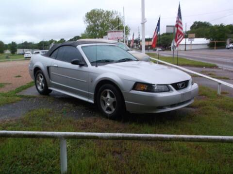 2003 Ford Mustang for sale at Smith Auto Finance LLC in Grand Saline TX