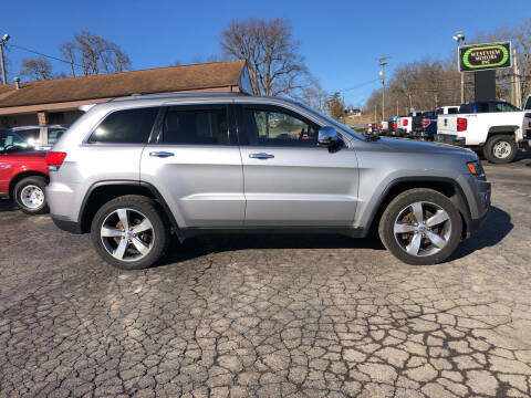 2014 Jeep Grand Cherokee for sale at Westview Motors in Hillsboro OH